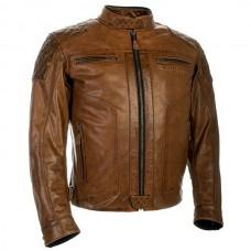 """Richa Brown Leather Jacket UK 42"""""""