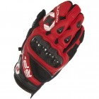 Oxford RP-4 Short Vented Gloves Red
