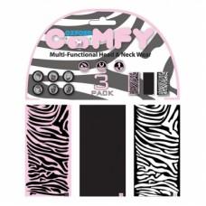 OXFORD COMFY'S - Zebra