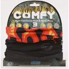 OXFORD COMFY'S FLAMES