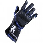 Richa WSS Leather Gloves Blue